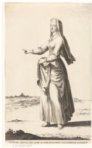 Ashkenazische vrouw